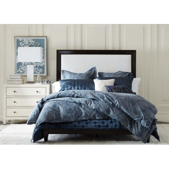Andover Low Upholstered Bed