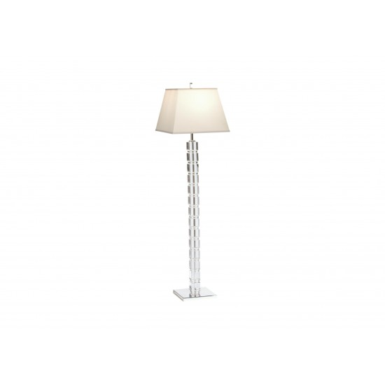 Crystal Blocks Floor Lamp