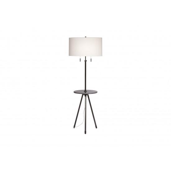 Durran Tray Table Floor Lamp