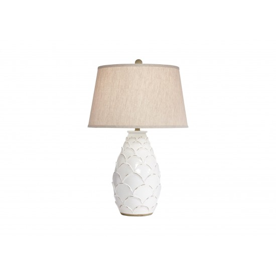 Abbey Terracotta Table Lamp