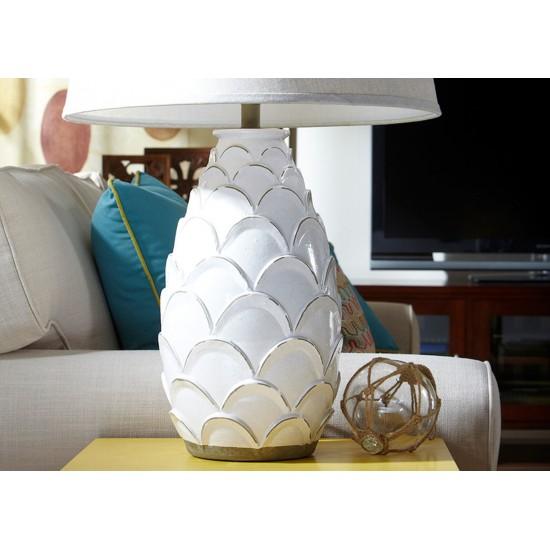 Abbey Terracotta Table Lamp