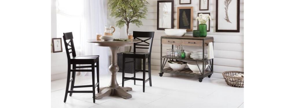 吧台椅 BAR&COUNTER STOOLS