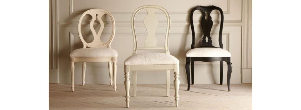 餐椅 DINING CHAIRS
