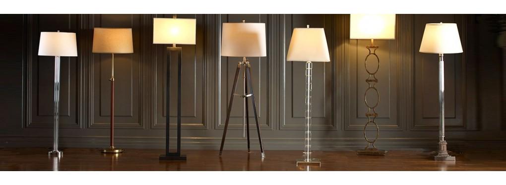 立燈 FLOOR LAMPS