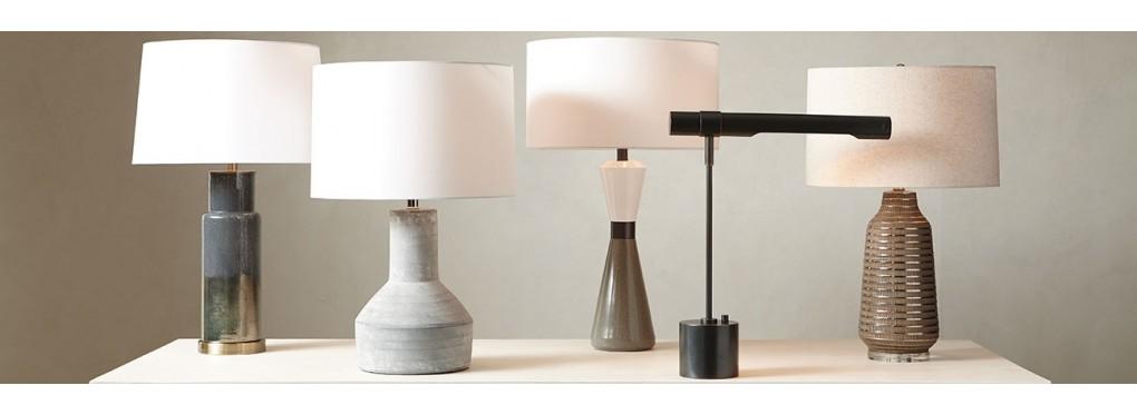 桌燈 TABLE LAMPS