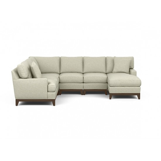 Arcata Five Piece Sectional with Chaise 202120G2