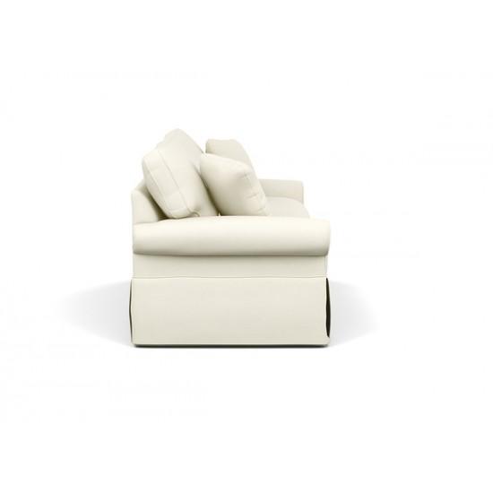Bennett Roll-Arm Slipcovered Sofa